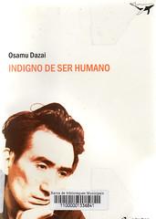 Osamu Dazai, Indigno de ser humano