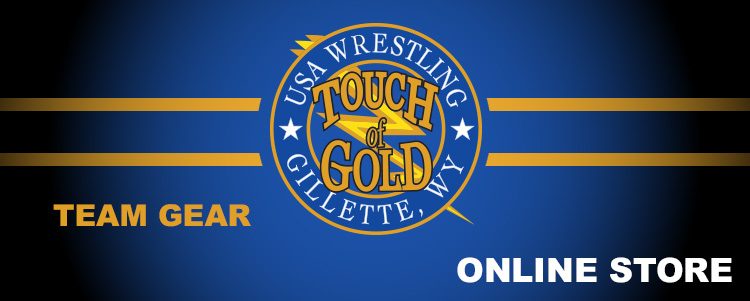 Touch of Gold Wrestling Store