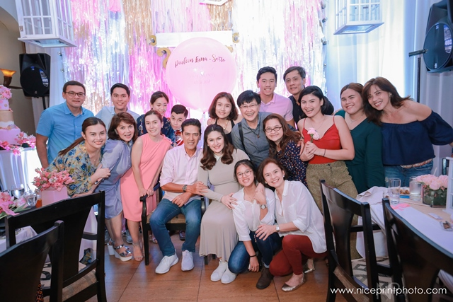 pauleen luna pretty in pink baby shower guests (13)