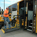September 24, 2017 - 8:38pm - School bus inspectors must make sure all equipment on a school bus is in working order and meets safety standards.
