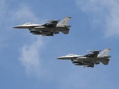 F-16CJ Fighting Falcons