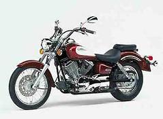 Yamaha 125 DRAGSTAR 2000 - 3