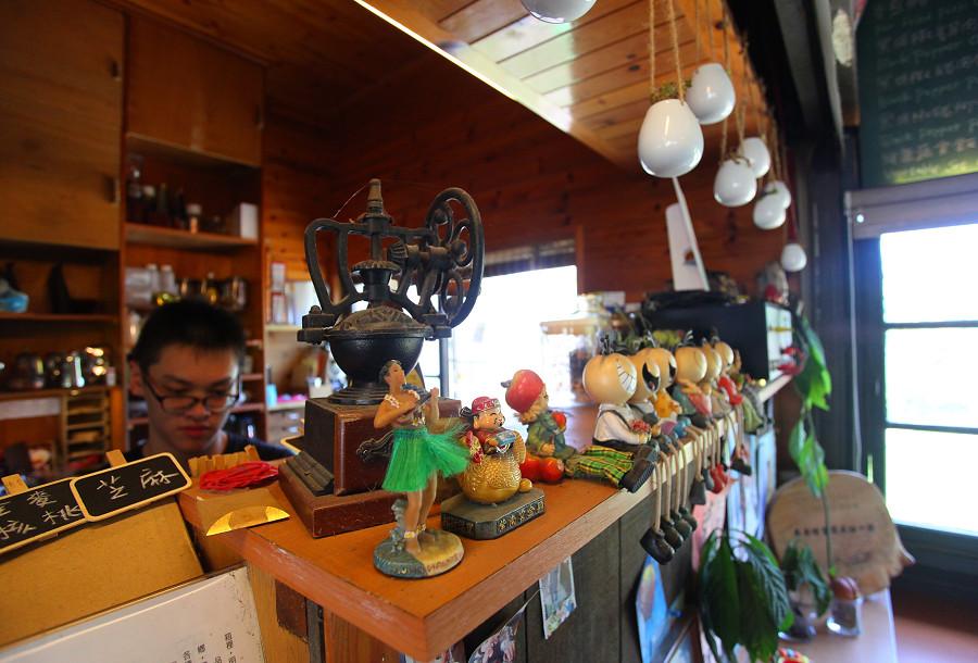 台東景點鹿野老王咖啡14