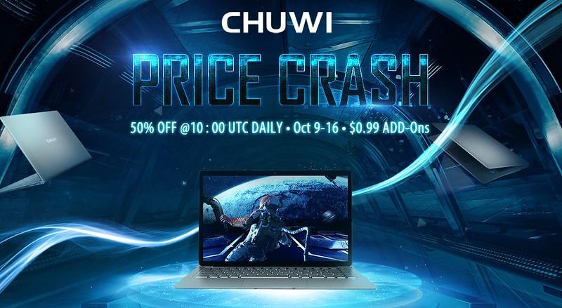 Chuwi LapBook Air レビュー (1)