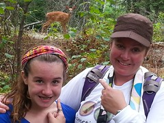 @algonquinoutfit : RT @Some_Eventful: A6 This time. Emma stopped to tie her shoes, and this baby just appeared behind us. It was awesome. On a trail… https://t.co/nxxeQEW1nR