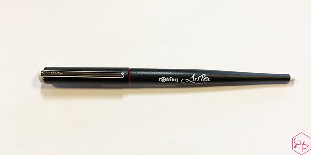 Review Rotring ArtPen Calligraphy Set @GoldspotPens 3