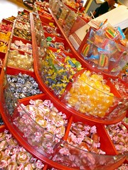 Candies at Old Mill Kitchen