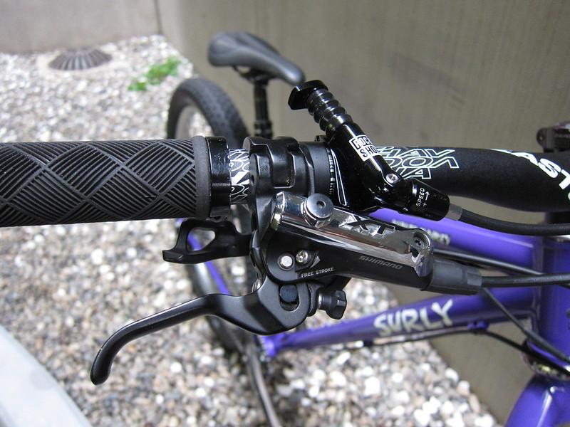 SURLY Karate Monkey PPL Dropper Lever