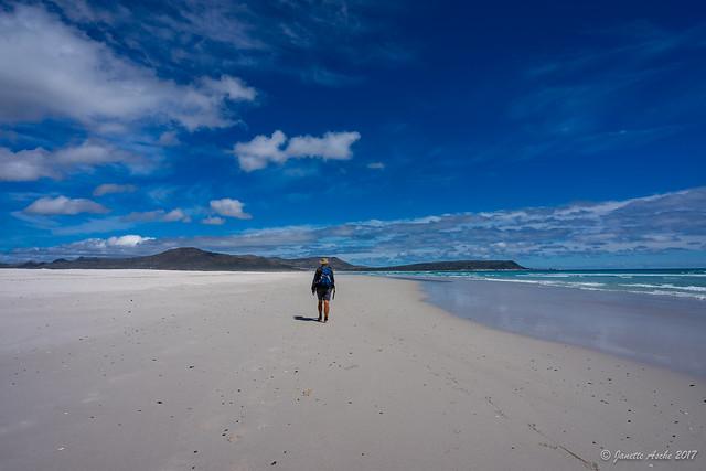 Hoerikwaggo Trail: Noordhoek Beach