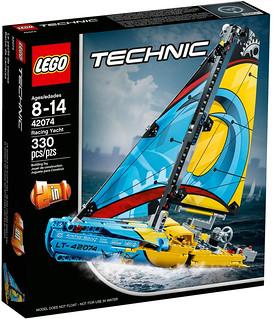 親自體會連動機關帶來的高度可玩性吧!!LEGO 42071、42072、42073、42074、42084 科技系列 2018年上半部分盒組登場!