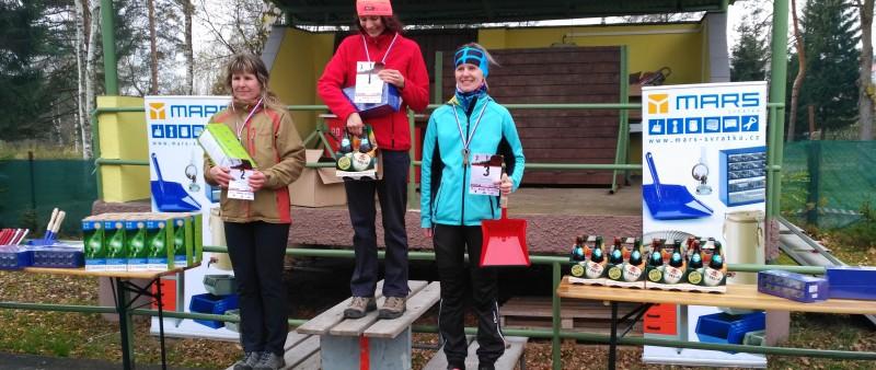 Viking maraton vyhrál Čípa a opět Procházková