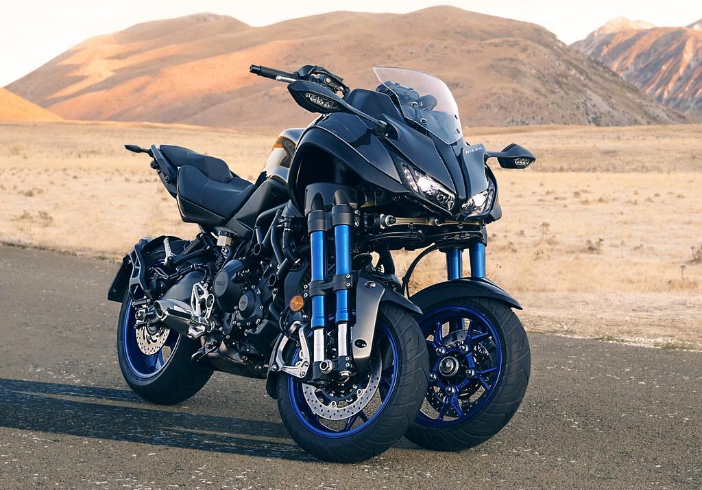 Yamaha Niken 900 2018 - 7