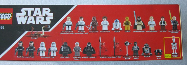 Lego Star Wars 10188 minifigs p23