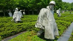 Washington D.C.: Korean War Veterans Memorial