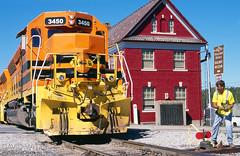 Shortline Railroader