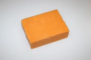 16 - Zutat Cheddar / Ingredient cheddar