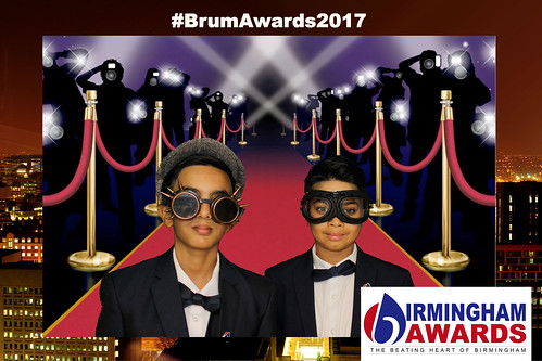 Birmingham Awards 2017 - Photo Booth