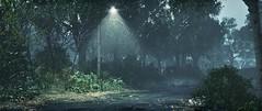 Cold Rain   The Evil Within 2