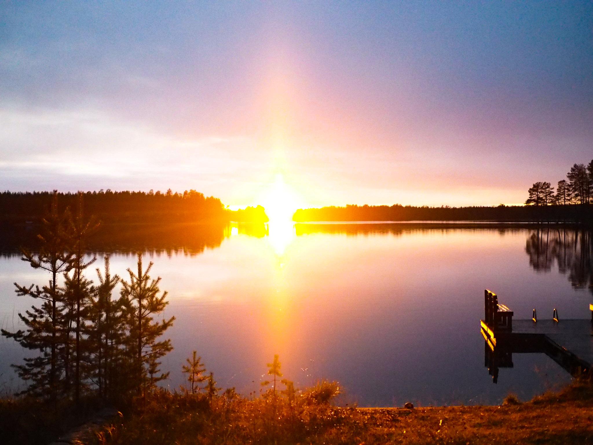 auringonlasku hossa