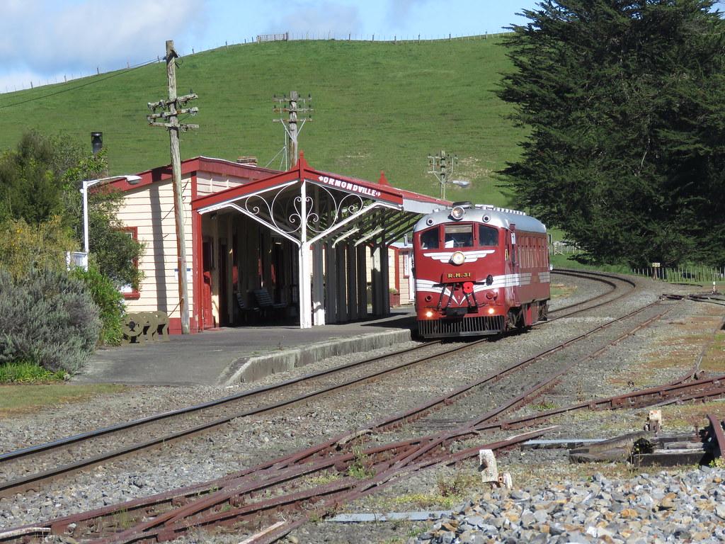 RM 31 21/10/2017 Ormondville, NZ by DX 5517