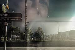 On Preston platform