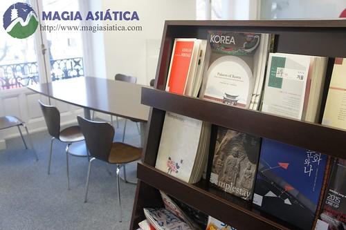 Centro Cultural Coreano Madrid 21