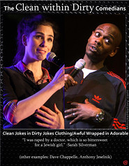 Important Comedian Styles Awful wrapped in adorable sarah silverman dave chappelle anthony jeselnik