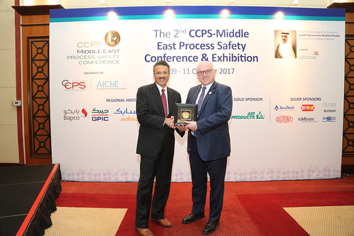 CCPS Middle East Process Safety Conference