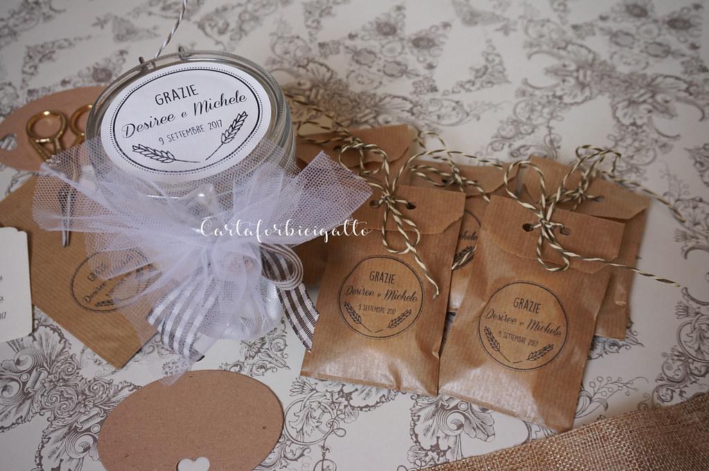 Bomboniere Matrimonio Handmade.Bomboniere Matrimonio Handmade Wedding Favors Novella Bragagna