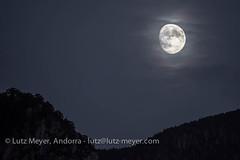 Andorra nights: Escaldes-Engordany, E-E, Andorra city, the center, Andorra