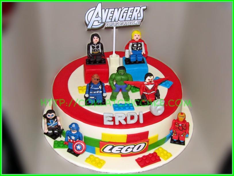 lego Avengers ERDI