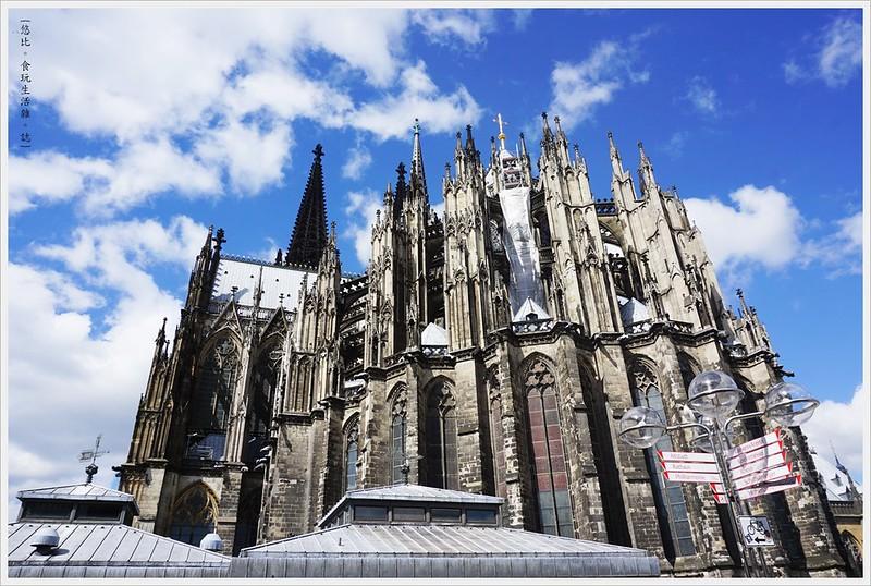 科隆大教堂-13-外觀