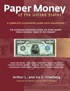 Paper Money of the United States 21st ed cover