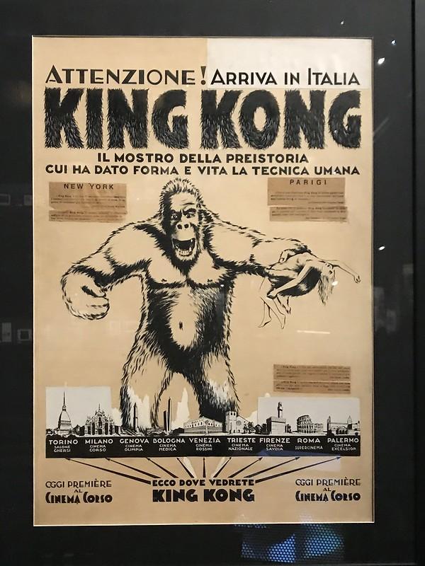 King Kong Arriva in Italia
