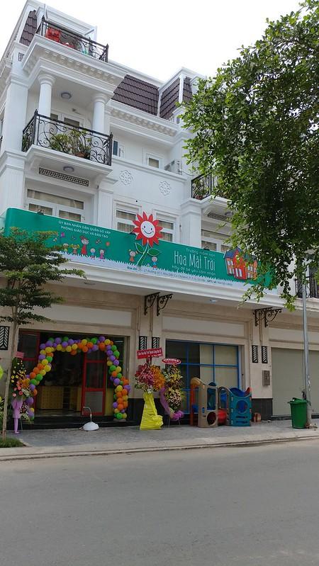 Trường mầm non Hoa Mặt Trời www.hoamattroi.edu.vn