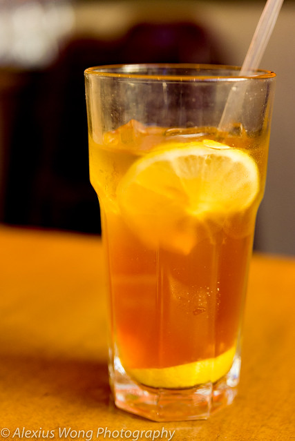 Clove Iced Tea, Letena, Washington D.C.