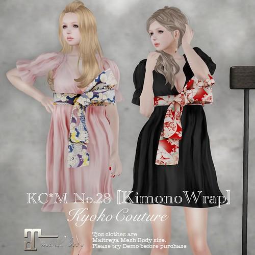 KC*M No.28[KimonoWrap]@MATSURI祭