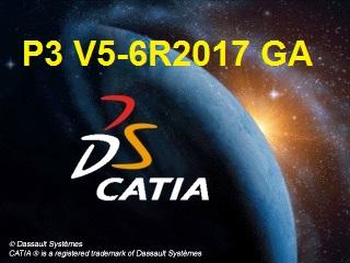 DS CATIA P3 V5-6R2017 Documentation Multilang for designer