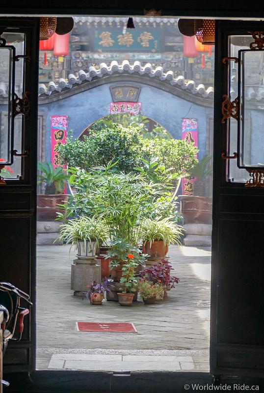 China Pingyau Acient City-6