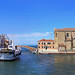 Chioggia is a fishing port situated on a small island by B℮n