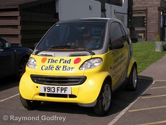 Smart Fortwo (V913 FPF) - The Pad Cafe & Bar