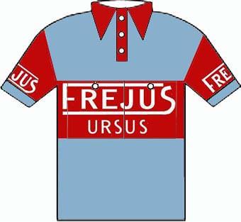 Frejus Ursus - Giro d'Italia 1953
