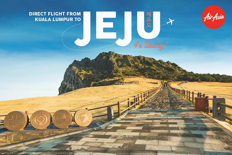 Image result for Air Asia jeju new route