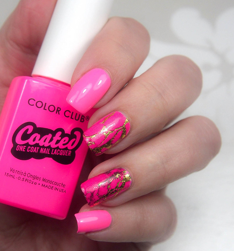 Color Club One Coat Modern Pink