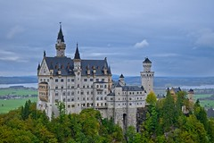 Castillo Rey Loco, Munich Alemania