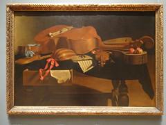 Evaristo Baschenis. Instrumentos de Música