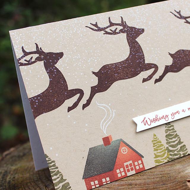 Magical Holiday Card 3