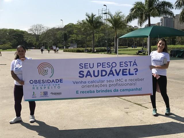Dia Mundial da Obesidade - Regional da SBEM SP
