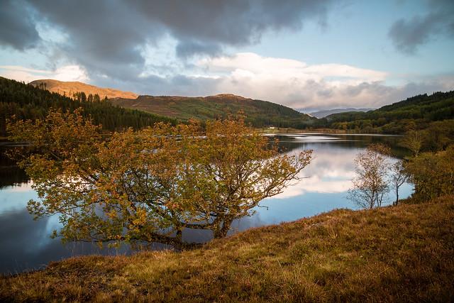 Loch Chon Autumn [5D4_6028]