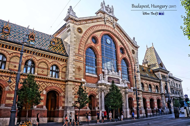 2017 Europe Budapest 07 Great Market Hall